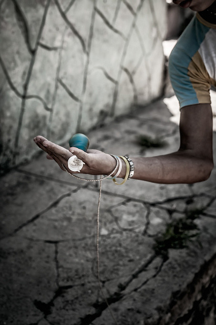 Equilibrio-Azul by Rey Cuba on Flickr.