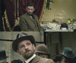 Paul Anderson as Colonel Sebastian Moran http://www.imdb.com/title/tt1515091/combined