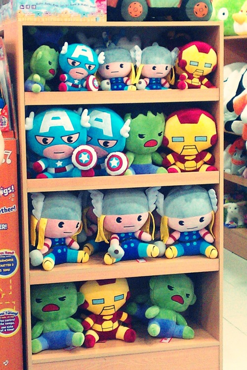 I want all of them. ; u ;