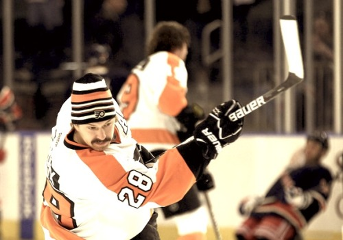 patricksharp:  28/50 Favorite Photos of Claude Giroux  i'm so weird that even the stache does it for me. love you G.