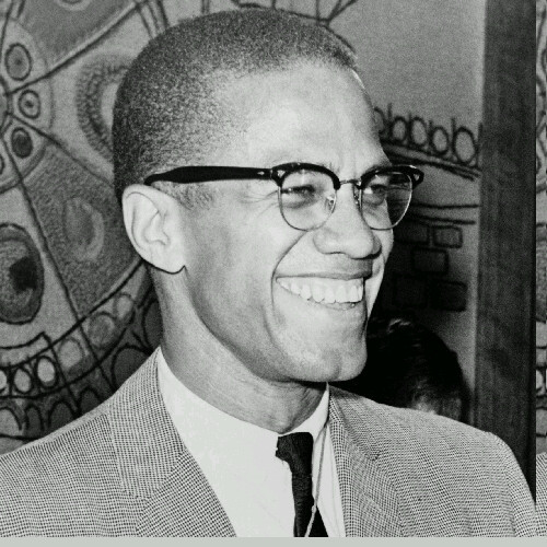 Happy Earth Strong Malcolm X!