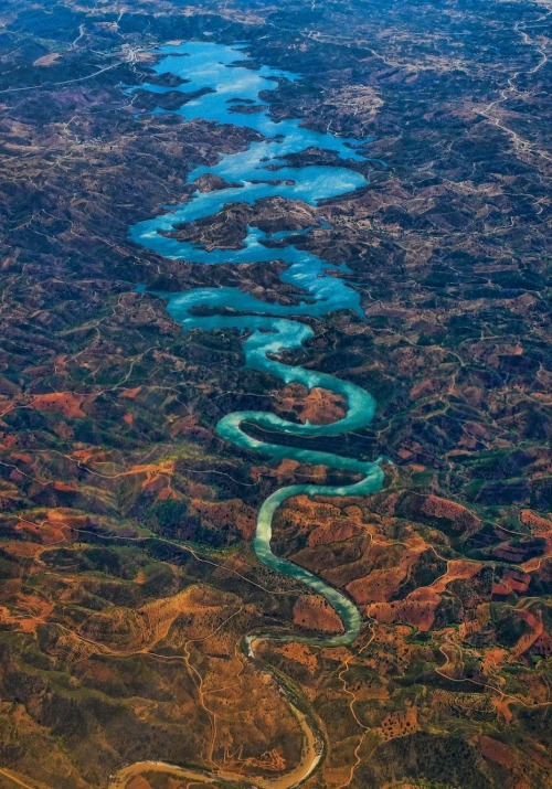 The Blue Dragon Odeleite River
