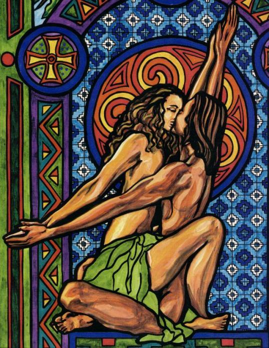 sexual energy sensing