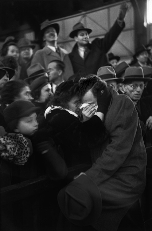 Henri Cartier-Bresson  New York, 1946