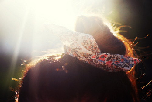 Stuff in my hair by *December Sun on Flickr.