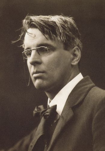 "fuckyeahhistorycrushes:  William Butler Yeats (13 June 1865 – 28 January 1939) was an Irish poet and playwright, and one of the foremost figures of 20th century literature. A pillar of both the Irish and British literary establishments, in his later years he served as an IrishSenator for two terms. Yeats was a driving force behind the Irish Literary Revival and, along with Lady Gregory, Edward Martyn, and others, founded the Abbey Theatre, where he served as its chief during its early years. In 1923 he was awarded the Nobel Prize in Literature as the first Irishman so honoured  for what the Nobel Committee described as ""inspired poetry, which in a highly artistic form gives expression to the spirit of a whole nation."" Yeats is generally considered one of the few writers who completed their greatest works after being awarded the Nobel Prize; such works include The Tower (1928) and The Winding Stair and Other Poems (1929). Image taken from Google and caption from Wikipedia."