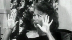 This is a still from an LSD experiment in the Fifties. Watch the video