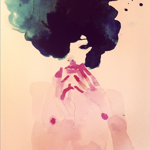 felixinclusis:  leivos: New muse by Conrad Roset