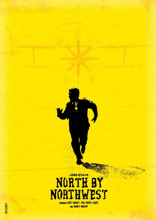 North by Northwest by Daniel Norris