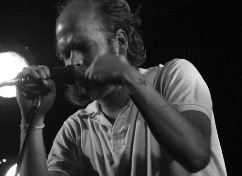 "aquariumdrunkard:  Bonnie 'Prince' Billy :: I See A Darkness (New Video) A dapper Bonnie ""Prince"" Billy's black and white redux of 1999′s ""I See A Darkness"" whilst dancing through the streets of Glasgow. To be released via his upcoming ep, Now Here's My Plan, out June 24th via Drag City.  This is an insane idea, but I actually ended up really liking it. It's hard to imagine that a song like this would ever ever work as an up-tempo, rather jaunty number—but it does. (The crazy eye stuff in the video, however, mostly just freaks me out.)"