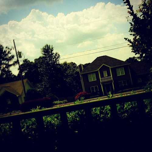 What a pretty day. (Taken with instagram)