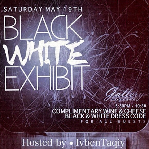 Make sure you come out tonight to @ivbentaqiy #blackandwhite show and DVD release at the Gallerie Exquisite ( northern liberties) #ivbentaqiy #KingsInspireKings #KRT www.kingsruletogether.com (Taken with Instagram at Please Touch Museum)