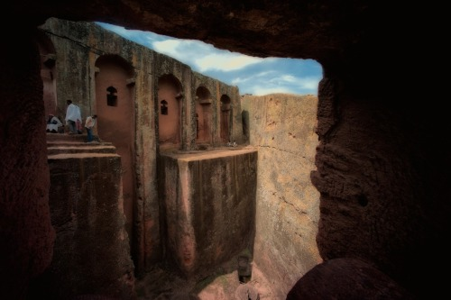 Lalibela, Ethiopia, April 13th, 2012 (c) N.Cambré