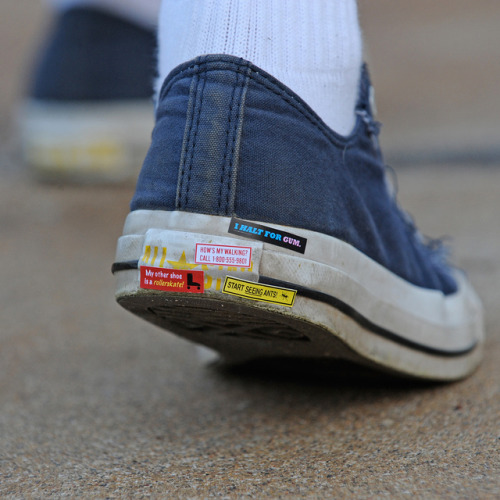 Shoe Bumper Stickers @thefancy.com