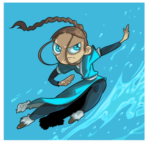tobzsketch:  I still love u Katara
