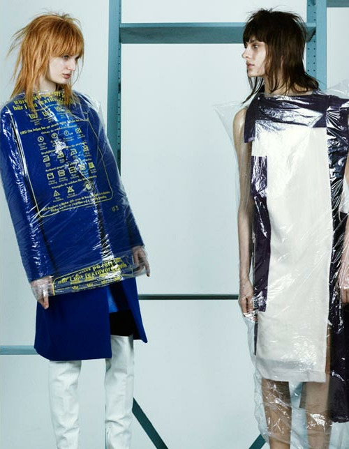 Television Night Vision - Bon Pre-Fall 2012