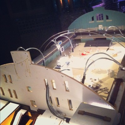 Modeled mission to Mars. (Taken with Instagram at Park Avenue Armory)