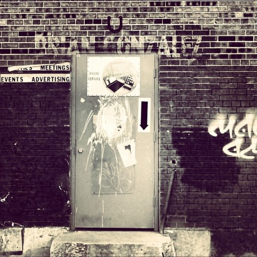 Random door in Denver Userbrian77@instagram