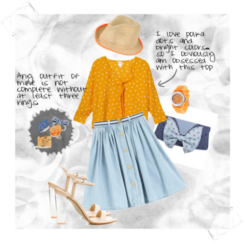 I am too obsessed with polyvore…