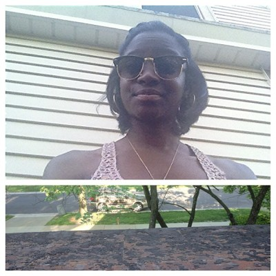 Chillin on the roof!! ☺😍 (Taken with instagram)
