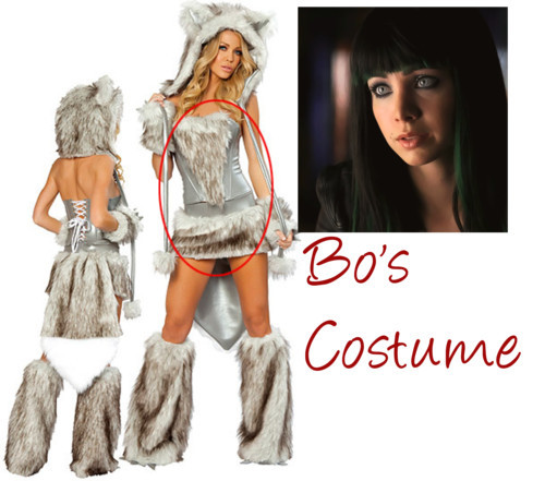 Bo's Costume by damonlover on polyvore.comRed Riding Hood : Wolf Skirt Set @ OdGirl.com - Sexy Lingerie, Sexy…, $140