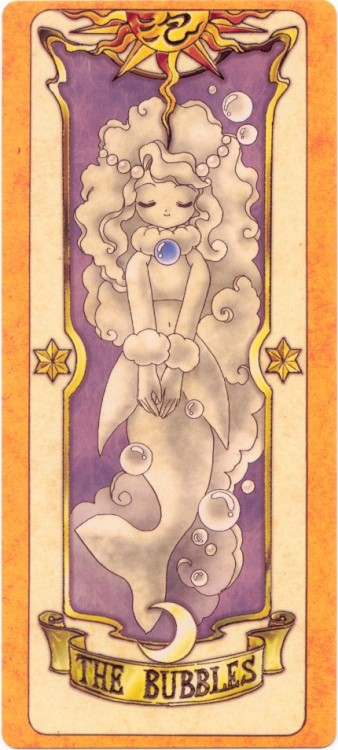 shojo-anime:  The Clow cards: The Bubbles