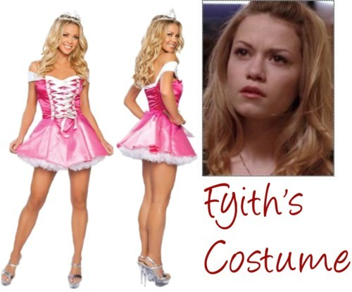 Fyith's Costume by damonlover on polyvore.comSexy Beauty Sleeping Princess Costume SMALL/MEDIUMhaley james