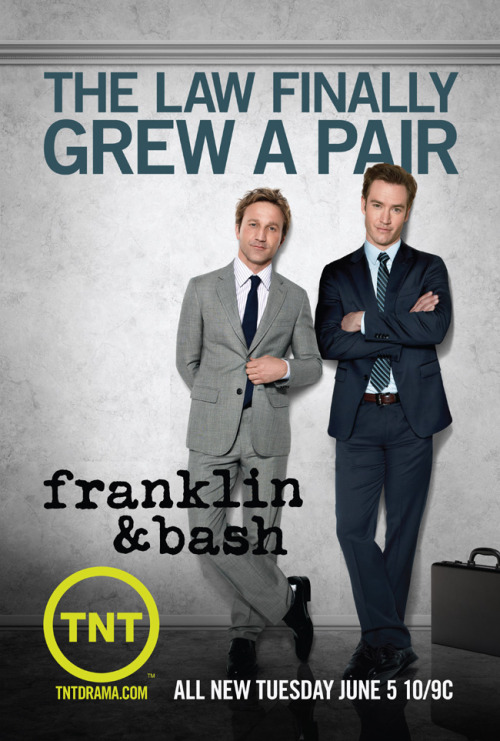 Franklin & Bash - season 2 poster