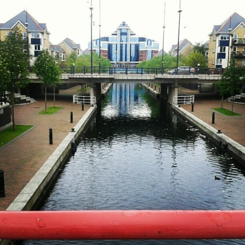 Love the Quays (Taken with instagram)