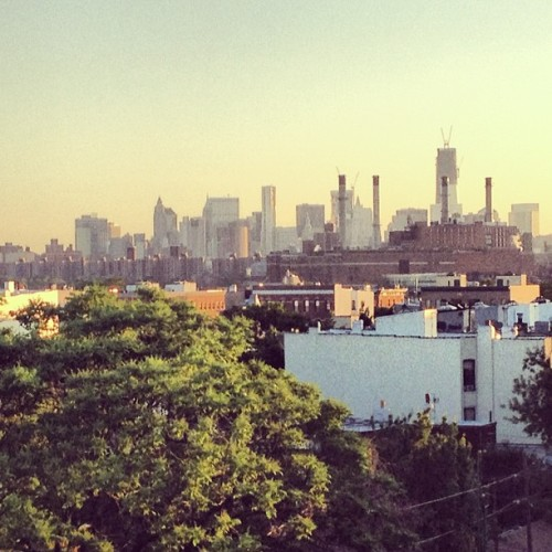 Check out that freedom tower! (Taken with instagram)