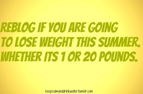 rosiegetshealthy:   Hopefully 20 for me.. Ah then I'll be back to 168 :)  AW YEAH.