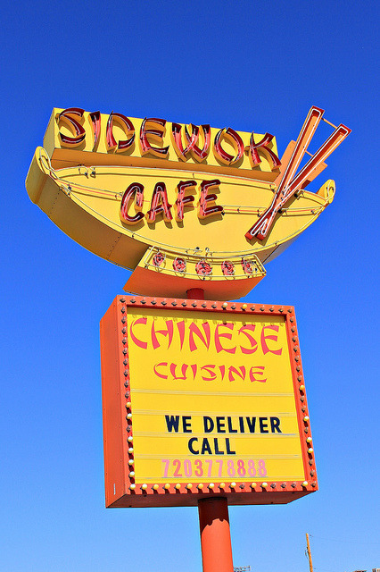 Sidewok Cafe by Vintage Roadtrip on Flickr.