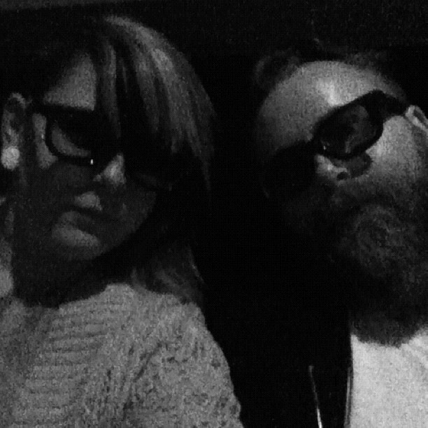 Avengers 3D with @brian_ewing. Cool kid vision.  (Taken with instagram)