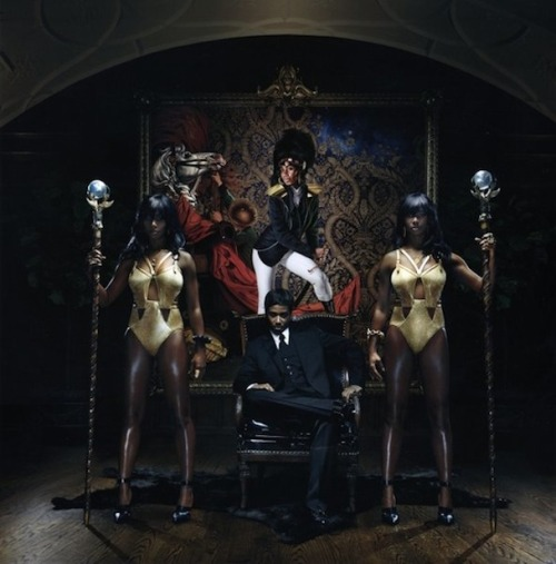 "Santigold - Master of My Make-Believe Four years ago, Santi White, better known as Santigold, set the bar for pop music for the music industry, especially herself. Her debut record, ""Santogold"", featured not just several of its year's greatest tracks (""L.E.S. Artistes"", ""Shove It"") but shed light on the line between mainstream and indie pop. White fit both molds, using creative freedom associated with indie music and the resources of a mainstream release. Looking back, ""Santogold"" still holds a place in my heart for making some of the most irresistible pop tunes without having to get weird (i.e. M.I.A., Lady Gaga). Despite previous efforts, there wasn't specifically any tension for her latest album: ""Master of My Make-Believe"". As far as anybody was concerned, listeners were well aware of her creative standards. Looking her track record, there couldn't possibly be anything wrong with any of White's future work. Yet, ""Master of My Make-Believe"" succumbs to the worst complaint pop music could get: it's boring. Astonishingly so, ""Master of My Make-Believe"" barely rises to the occasion of its agenda and, frankly, lacks any sincere artistic efforts. It's not that this LP has anything sour or tracks that stick out like sore thumbs, ""Master of My Make-Believe"" barely throws any hooks or punches that calling it a 'snore-fest' wouldn't be entirely inaccurate. Four years ago, Santigold would walk in your door and kick-start the party into one of the best nights of your summer. Here in 2012 and Santi's in the corner of the party with a red cup at hand, not particularly interested in socializing. I can't even get excited for the lead tracks: ""Go!"" and ""Disparate Youth"". Despite their positive reception, all I'm left doing for three to four minutes is looking for something to impress me with. The weight of this album gets worse as songs begin clumping together; nothing prominent grabbing my attention or inspiring repeated listens. I wouldn't be as indifferent or saddened had ""Master of My Make-Believe"" came from a newcomer artist, but this was freaking Santigold. All we've received is a lousy excuse of the same ingredients in ""Santogold"", minus any trace of inventiveness. Here is an album destined to be bullied into the dusty corners of record stores and ignored during its week of shelf-time at Best Buy. This album was not my dad. (3/10) ———————————————————————- Follow us! Entertainment review blog: That's My Dad  Tumblr: http://itwascoolandfunny.tumblr.com/ Twitter: @itsmydad"