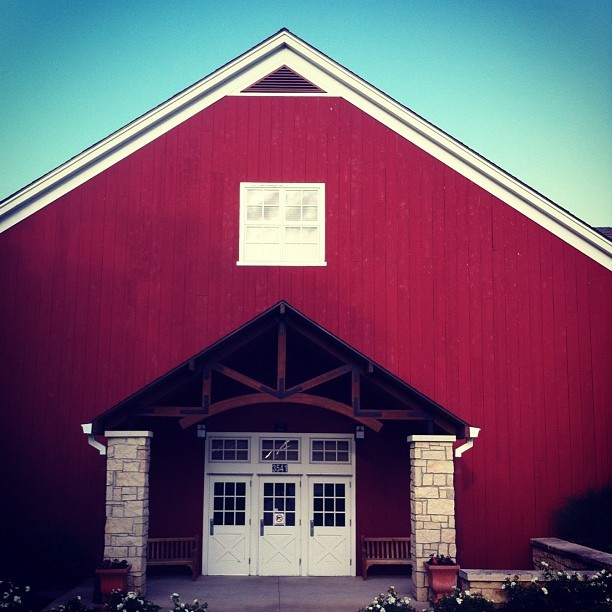 Red (Taken with Instagram at Ironwoods Lodge)