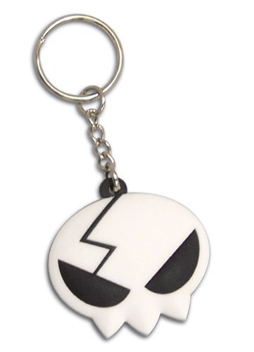 Gurren Lagann Yoko Skull PVC Keychain Available on Amazon