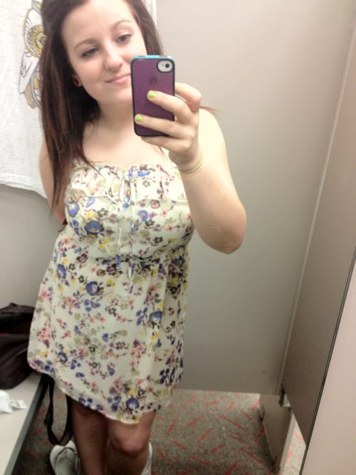 woo new summer dress (: