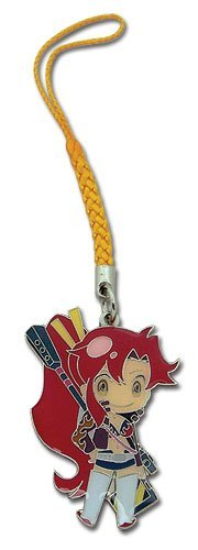 Gurren Lagann: Chibi Yoko Cell Phone Charm Available on Amazon