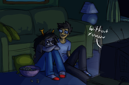 god-this-is-so-messed-up:  EB: Vriska, are you CRYING? AG: NO AG:……..Your F8CE is crying ———— #3 John and Vriska, finally watching Con Air together.  I've decided I want this one on my main blog as well :X