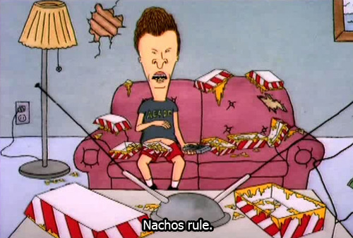 20 May 2012 make tonight nachos