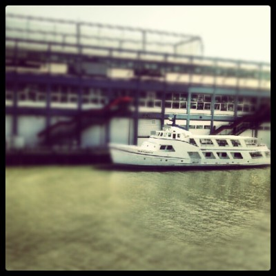 Cruise :) (Taken with Instagram at Chelsea Piers)