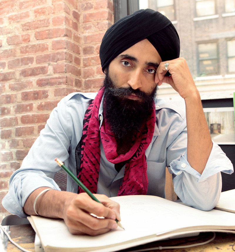 astraldivinty:  Waris Ahluwalia (House of Waris)  Swoon