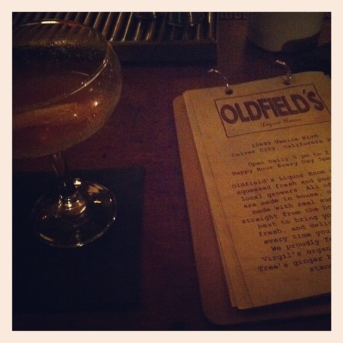 Happy hour. (Taken with Instagram at Culver City)