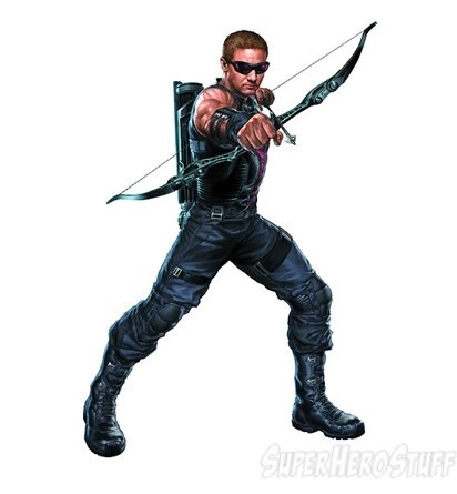 "hsk-puma:   http://www.superherostuff.com/hawkeye/standees/the-avengers-movie-hawkeye-cardboard-standup.html?itemcd=standupavngmovhawkeye It is a standee…ksjdhsldkgjh ""Towering in at 70 inches high by 47 inches wide, The Avengers Movie Hawkeye Cardboard Standup is kind of like when a target decides to take aim at you!"""