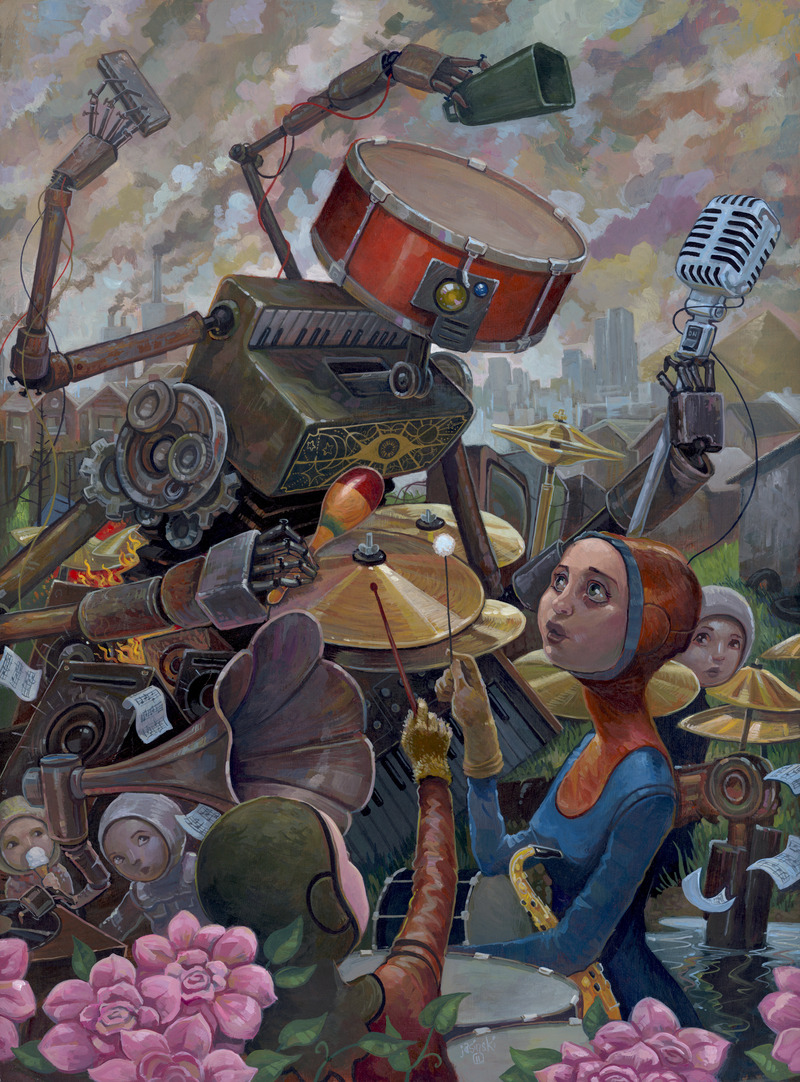 Birth of the Wub Wub by `jasinski