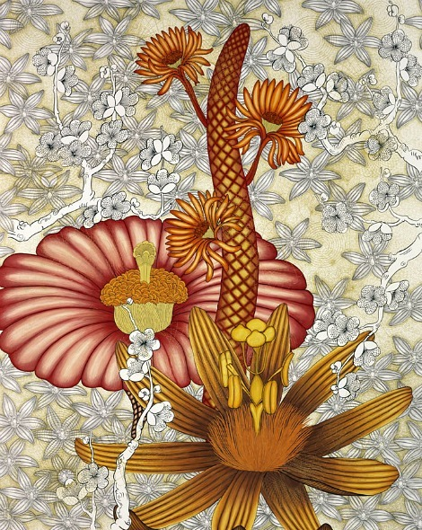 Nancy Blum Orange Blossoms 2007