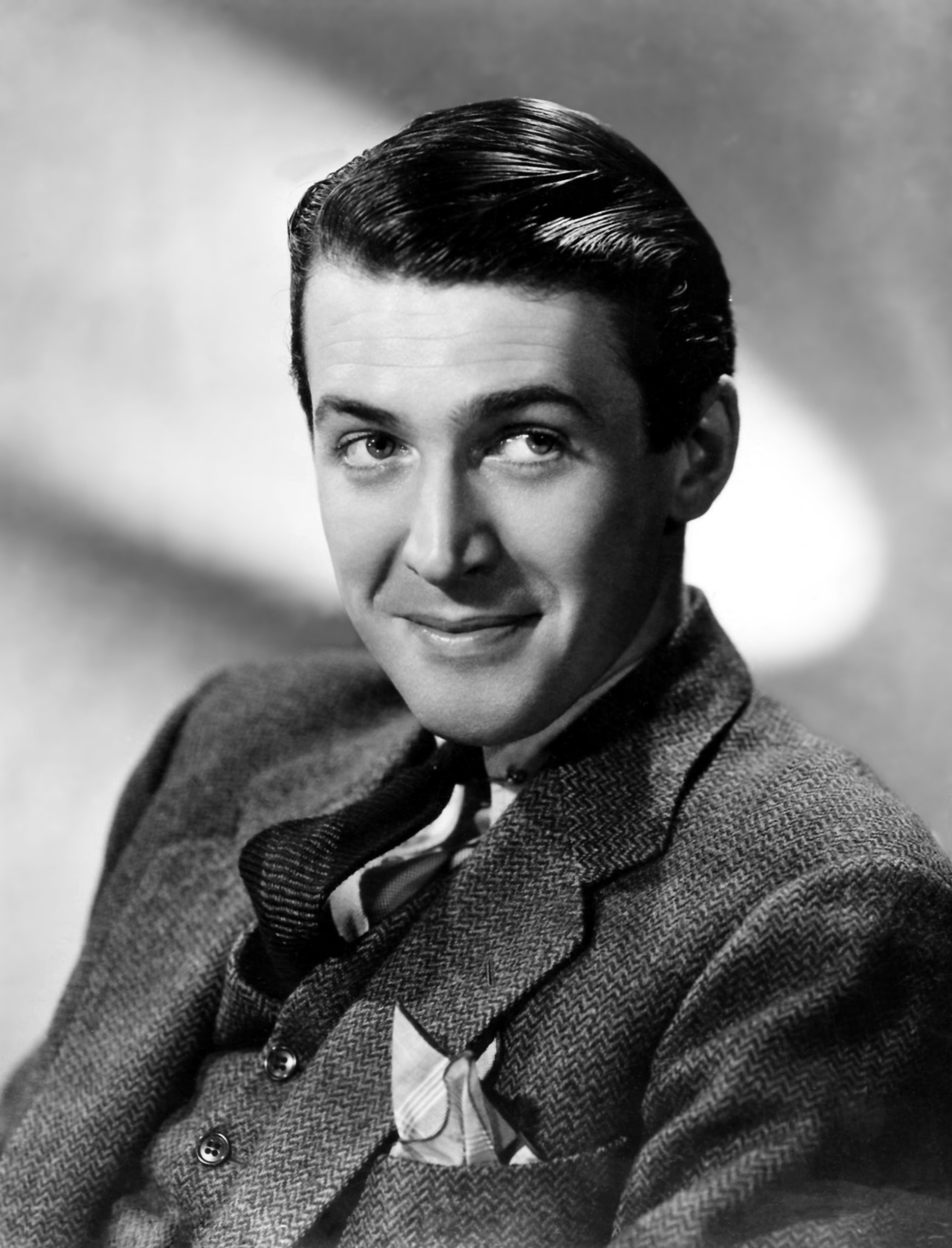 "the-asphalt-jungle:  Happy Birthday, James Stewart - May 20th, 1908 ""Never treat your audience as customers, always as partners""."