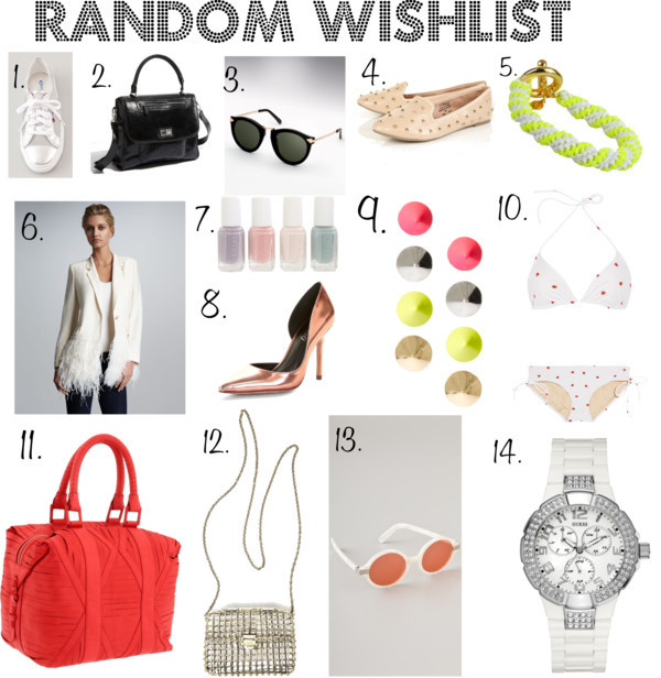 Random Wishlist by marialyssa featuring elizabeth and james blazer