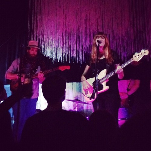 La Sera (Taken with Instagram at Cameo Gallery)