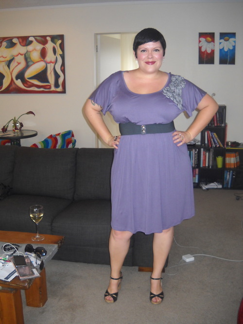 Hey NZ ladies!! I'm selling this dress on Trademe - as well as a couple of other things - check it out if you're interested!